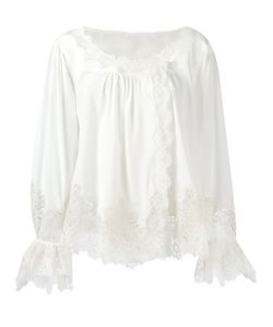 Ermanno Scervino | Lace Hem Top Size 38