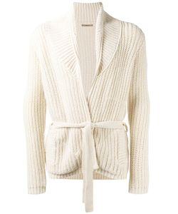 Nuur | Ribbed Detail Cardigan Size 48
