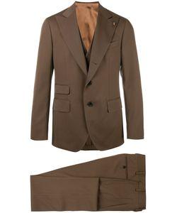 GABRIELE PASINI | Single Breasted Suit 52 Wool/Viscose