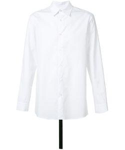 D. Gnak | D.Gnak Strap Detail Shirt Size 46