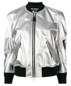 JUNYA WATANABE COMME DES GARCONS | Junya Watanabe Comme Des Garçons Cropped Bomber Jacket Size Medium