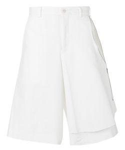 COMME DES GARCONS HOMME PLUS | Comme Des Garçons Homme Plus Side Zip Shorts