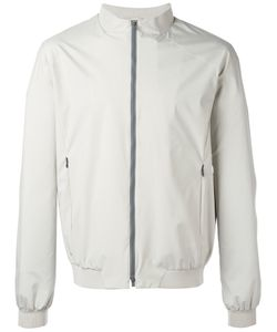 Herno | Zipped Bomber Jacket 50 Polyester
