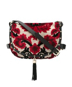 Xaa | Velvet Shoulder Bag Velvet/Artificial Leather