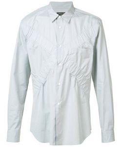 COMME DES GARCONS HOMME PLUS | Comme Des Garçons Homme Plus Gathered Elasticated X Shirt Size