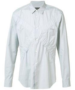COMME DES GARCONS HOMME PLUS | Рубашка С Присборенными Деталями X