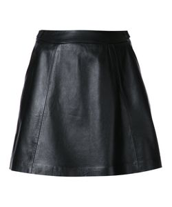 LOVELESS | A-Line Skirt 34 Lamb Skin