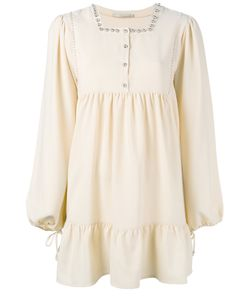 Amen | Beaded Trim Dress Size 46