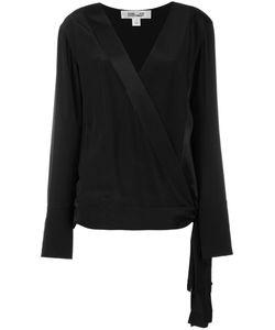 Diane Von Furstenberg | Wrap Top Size Small