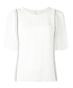 3.1 Phillip Lim | Embroide Top 2 Silk