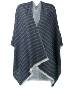 ERMANNO GALLAMINI | Striped Cape One