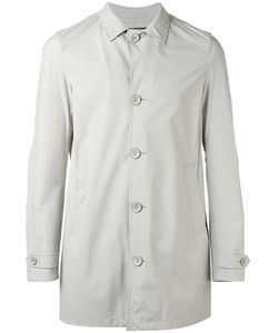 Herno | Classic Buttoned Coat 52