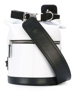 MSGM | Logo Print Bucket Bag