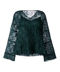 See By Chloe | Lace Layered Bell Top