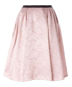 Antonio Marras | Flared Brocade Skirt