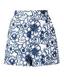 MARTHA MEDEIROS | Lace Tammy Shorts Size 38