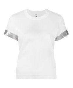 Comme Des Garçons Noir Kei Ninomiya | Contrast-Sleeve T-Shirt