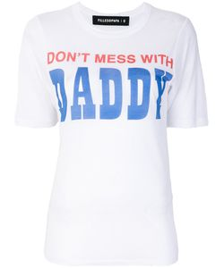 Filles A Papa | Daddy Distressed T-Shirt Women
