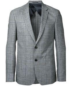 Cerruti   1881 Woven Check Blazer Size 46