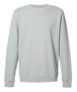 Sunspel | Crew Neck Sweatshirt Small Cotton