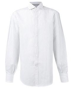 Brunello Cucinelli   Striped Shirt Size Xl