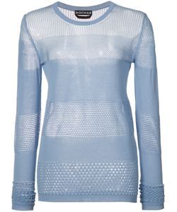 Rochas   Panelled Knit Top 40