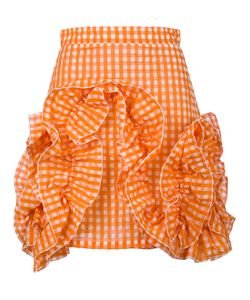 MSGM | Ruffled Skirt 38 Cotton/Polyamide/Polyester