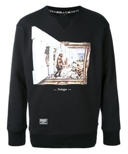 Ktz   Graphic Printed Sweatshirt Xs