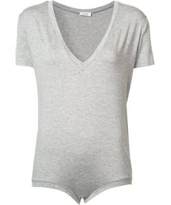 Alix   V-Neck T-Shirt Body L