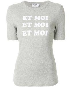 Frame Denim | Et Toi T-Shirt Women