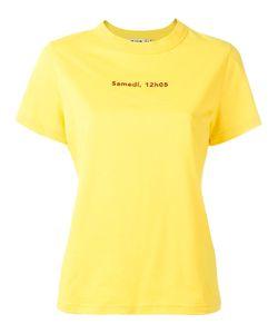 Jour/Né | Slogan Print T-Shirt 40