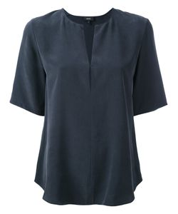 Theory | Open Neck T-Shirt L
