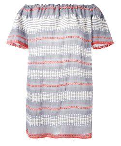 Lemlem | Полосатое Платье С Открытыми Плечами