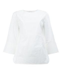Marni | Cropped Sleeve Blouse Size 40