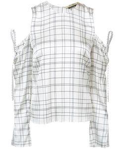 HELLESSY | Блуза С Открытыми Плечами С Лентами Maddalena