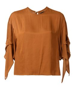 Lamarck | Pleated Sleeves Top Size