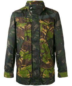 G-Star | Куртка С Камуфляжным Принтом