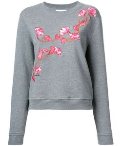 Carven | Embroidered Sweatshirt Xs