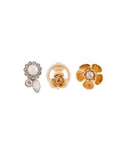 Ca & Lou   Saskia Earrings Women Plated