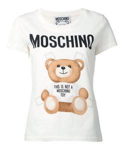 Moschino | Paper Doll Toy Bear Print T-Shirt
