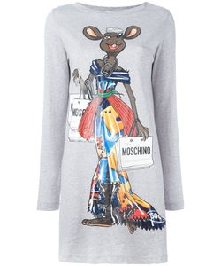 Moschino | Rat-A-Porter T-Shirt Dress 38 Cotton