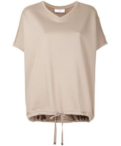 ASTRAET | Drawstring Hem T-Shirt Women One
