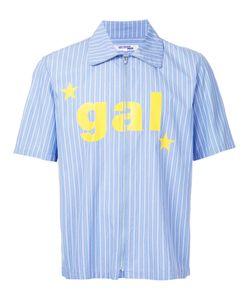 Comme Des Garcons | Рубашка На Молнии Vintage