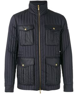 Moncler Gamme Bleu | Zip Up Padded Jacket Size 2