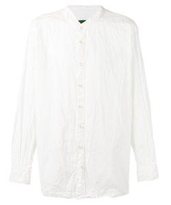 CASEY CASEY | Mandarin Neck Shirt