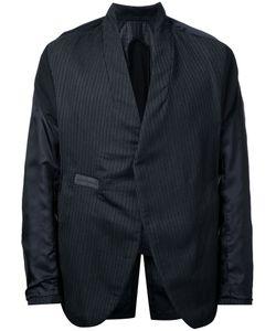 ABASI ROSBOROUGH | Striped Panel Blazer Size Large