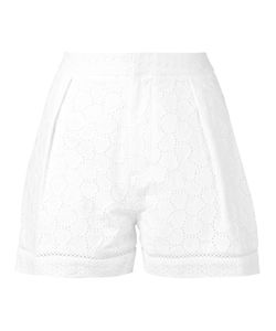 Markus Lupfer | Broderie Anglaise Shorts