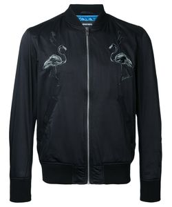 Diesel | Flamingos Bomber Jacket Size Medium