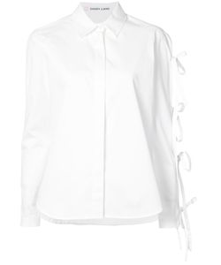 Sandy Liang | Lace Up Detail Shirt Women