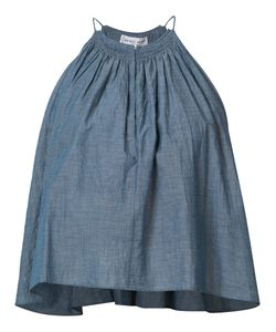 A PIECE APART | Apiece Apart Chambray Galisteo Top Size 0